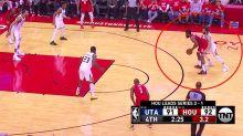 'Weirdest thing I've seen': NBA Playoffs rocked by strange moment