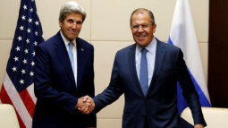 Kerry says hopes to reveal cooperation plan with Russia on Syria in August