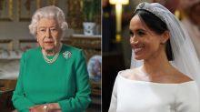 Queen's subtle message to Meghan in TV speech