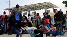 Una nueva ola migratoria de familias prepara su huida del chavismo