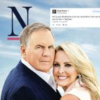 This Bill Belichick Photo Shoot Is Making Twitter Freak Out