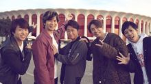 Arashi to livestream final concert before hiatus on New Year's Eve