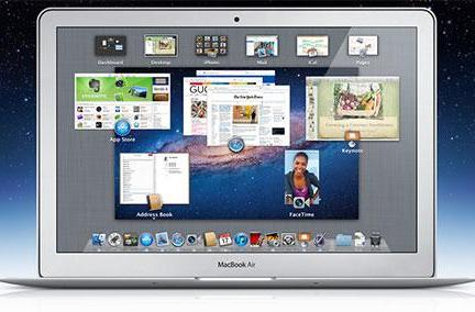 Mac sales climb after launch of OS X Lion and new MacBook Airs