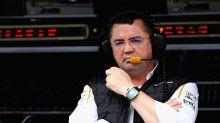 Eric Boullier a démissionné de McLaren