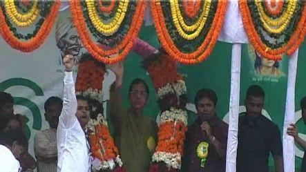 Anti-Patnaik rally lauded by Mohapatra supporters