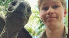 In Coronavirus Lockdown, Steve Irwin's Son Has Found the Best Isolation Buddy