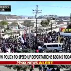 New policy begins to speed up deportations across the country