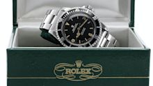 Rare Rolex watch sells for more than £200,000