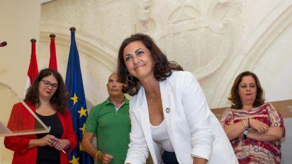 PSOE y Podemos forman un Gobierno estable en La Rioja con apoyo externo de IU