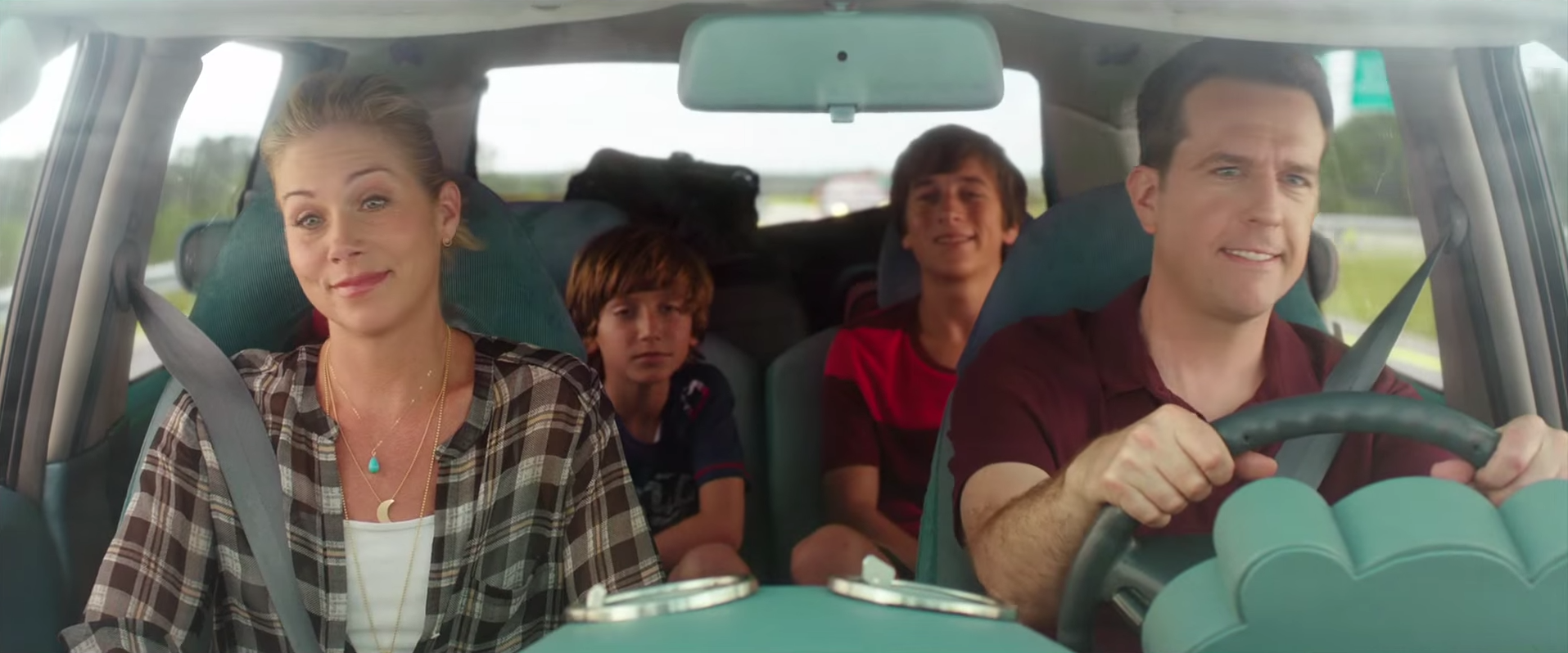 The Griswolds Hit Road In Red Band Vacation Trailer NSFW Video