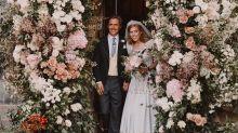 Mariage princier secret : les significations cachées derrière la robe de mariée de Beatrice d'York