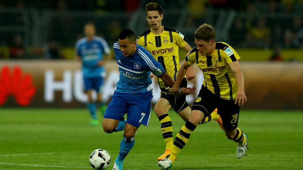 Medien: Dortmund zeigt Interesse an Bobby Wood