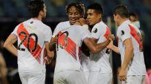 Copa América: Ecuador deja escapar la victoria en su empate con Venezuela y Perú derrota a Colombia por 2-1