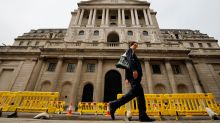 Bank of England economist says UK is set for V-shaped recovery