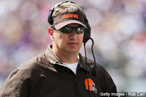 Browns Punt 2013 Season Away