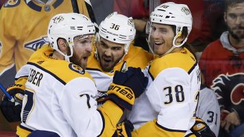 Power Rankings: Preds settling in at the top