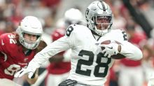 Lawyers: Raiders RB Jacobs' traffic case closed