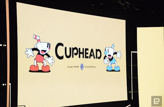 Hand-drawn side-scroller 'Cuphead' arrives on September 29th