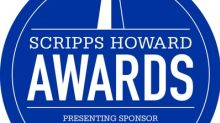 Scripps Howard Awards honor the best in journalism with finalists in 15 categories