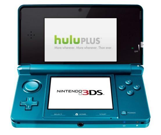 Hulu Plus coming to 3DS and Wii, handheld getting 3D video capture
