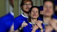 Ed Sheeran and wife Cherry Seaborn welcome their first child together