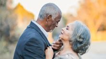Couple married for 47 years goes viral with glam photo shoot — but it's their love story that's warming hearts