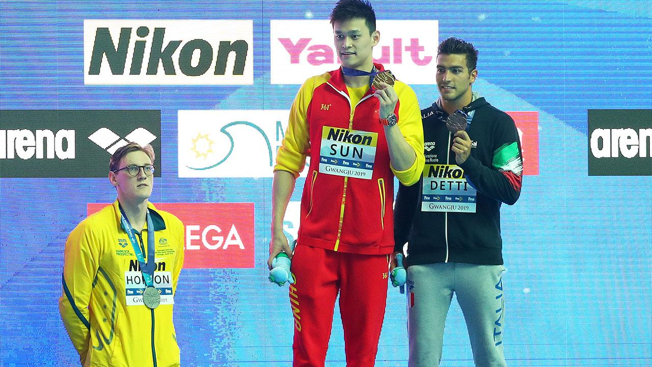 Sun Yang at centre of bizarre new controversy in China