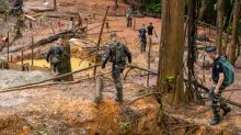 Three soldiers killed in French Guiana gold mine accident