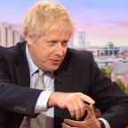 Boris Johnson news – live: PM makes string of false election claims in BBC interview, as he shuts down questions about his children