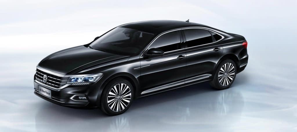 新VW Passat中國版正式亮相,與未來美規相同?