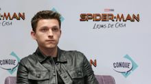 Tom Holland releases video from 'Avengers: Endgame' 'wedding' scene