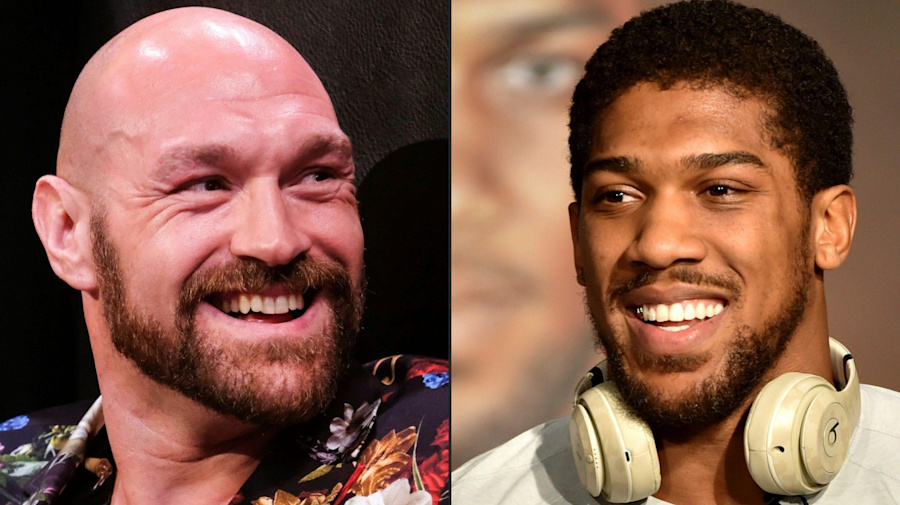 Anthony Joshua and Tyson Fury talks 'going well' according to Eddie Hearn