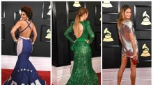 These 10 Grammys looks were better from the back