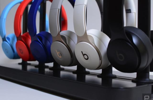 Beats' Solo Pro headphones feature Pure ANC and always-on Siri