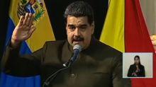 EUA condenam posição de Maduro