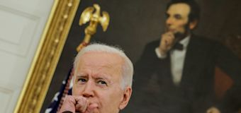 Biden's plans stunted after dejected experts fled Trump
