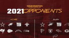 Washington's 2021 Home And Away Opponents