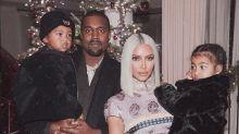 Kim Kardashian's son, Saint West, was hospitalized for pneumonia