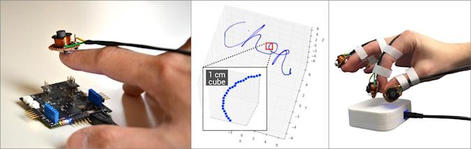 Magnets could soon track your fingers in virtual reality