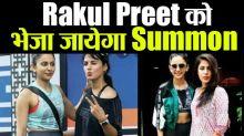 Rhea Chakraborty Took Rakul Preet Singh's Name in Drugs Case