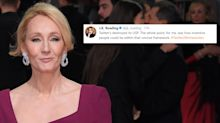 JK Rowling and Chrissy Teigen lead celebrity disdain for Twitter's extended 280 character limit