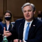 FBI director says U.S. far-right extremists traveled to network in Europe