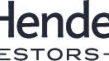 Janus Henderson Investors Announces Changes to ETF Line-Up