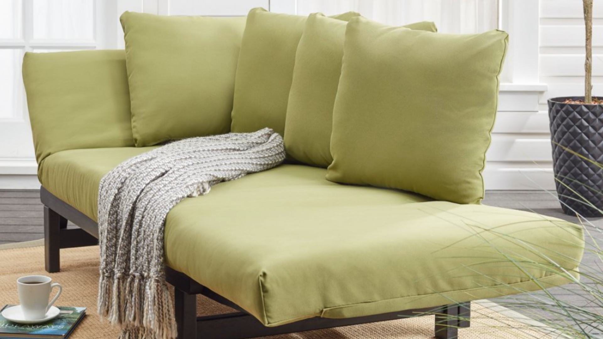 19 gorgeous patio furniture pieces you won't believe are in stock at Walmart