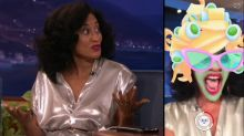Tracee Ellis Ross Can't Stop Using Snapchat