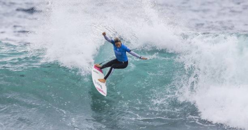 Surf - CT - Margaret - Margaret River Pro : Sally Fitzgibbons en impose