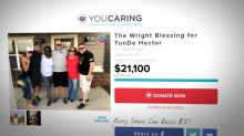 After mother's death, family raises funds to help her nursing aide finish schooling