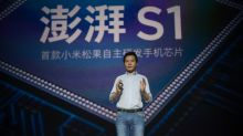 Chinese tech giant Xiaomi eyes global market with custom chip