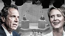 Body heat: Andrew Cuomo, Cynthia Nixon and the tale of the thermometer