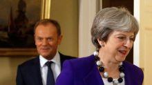 EU leaders prepare hardball Brexit summit for May